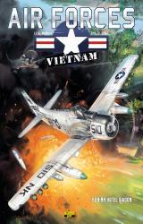 couverture de l'album Air Force Vietnam T.03 - Brink Hotel Saigon