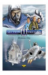 couverture de l'album Section Trident T.01 - Domino Day + Ex-Libris N/Signe