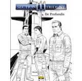 couverture de l'album Section Trident T.04-de Profundis