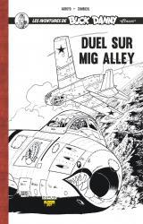 couverture de l'album Duel sur Mig Alley - tirage de tête luxe N/B