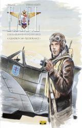 couverture de l'album Fafl T.04 Squadron 340 Ile de France N et Signe