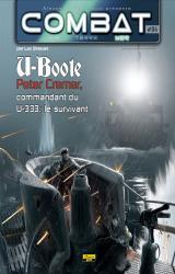 couverture de l'album Combat Mer T.04 - U-333 - Cdt Ali Cremer - le Miracule