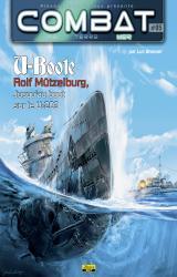 couverture de l'album Livre Combat T.05 - Jusqu'au Bout sur le U-203