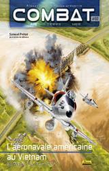 couverture de l'album Combat Vietnam T.02 la Guerre Aerienne au Vietnam