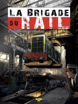 couverture de l'album Requiem chez les cheminots + ex-libris