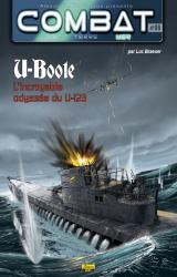 couverture de l'album Livre Combat Mer T.06-L'Incroyable Odyssee du U-123