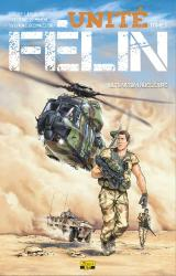 couverture de l'album Unite Felin T.03 - Francais sur le Front - Ex-Libris N/Signe
