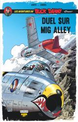 couverture de l'album Duel sur Mig Alley - couleurs