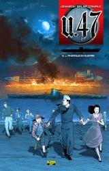 couverture de l'album L'Amérique guerre Edition Signée