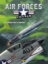 couverture de l'album Air Force Vietnem T.04-Crusader dans la Tourmente - Bd + Doc
