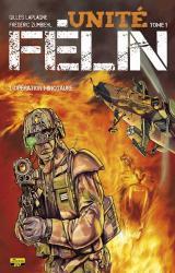 couverture de l'album Unite Felin T.01 - Operation Minotaure - Ex-Libris N/Signe