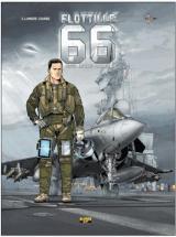 couverture de l'album Flottille 66 T.02 - Lumiere Courbe