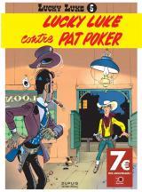page album Lucky Luke contre Pat Poker