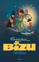 couverture de l'album Bizu Intégrale 2
