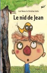 couverture de l'album Le nid de Jean