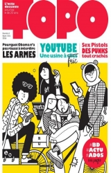 couverture de l'album Topo n°1
