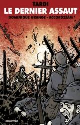 couverture de l'album Le Dernier Assaut