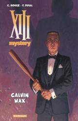 couverture de l'album Calvin Wax