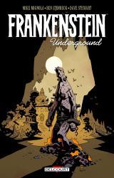 couverture de l'album Frankenstein Underground