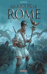 page album Les Aigles de Rome - Livre V