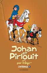couverture de l'album Intégrale Johan et Pirlouit 5 - réédition