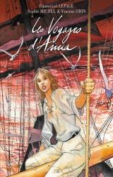 couverture de l'album Les Voyages d'Anna