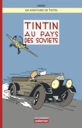 couverture de l'album Tintin au pays des Soviets (En couleurs)