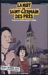 page album La Nuit de Saint-Germain-Des-Prés