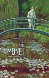 couverture de l'album Monet, Nomade de la lumière