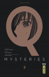 page album Q Mysteries T8