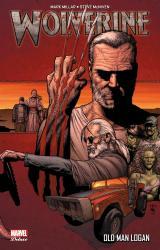 couverture de l'album Wolverine : Old man Logan