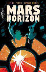 couverture de l'album Mars Horizon