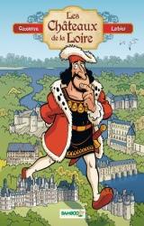 couverture de l'album Les chateaux de la Loire