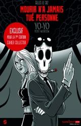 couverture de l'album Yo-Yo Post mortem T.2 - Mourir n'a jamais tué personne