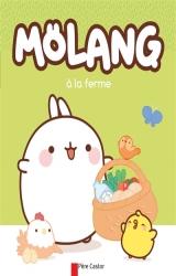 page album Mölang à la ferme