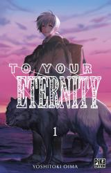page album To Your Eternity T.1