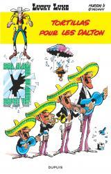 page album Tortillas pour les Daltons