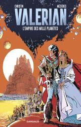 page album Empire des mille planètes - édition spéciale