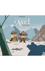 couverture de l'album Les Cadeaux d'Axel : p'tit Viking