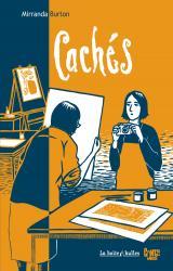couverture de l'album Cachés