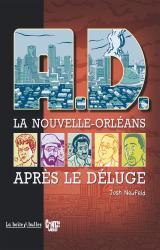 couverture de l'album A.D. - La Nouvelle-Orléans après le déluge