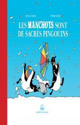 couverture de l'album Les manchots sont de sacrés pingouins