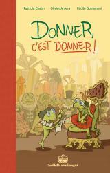couverture de l'album Donner, c'est donner !