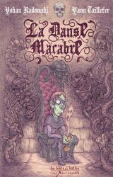 couverture de l'album La Danse macabre
