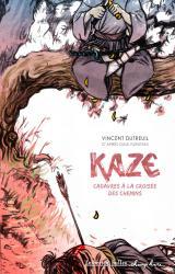 couverture de l'album Kaze - Cadavres à la croisée des chemins