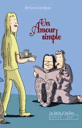 couverture de l'album Un amour simple