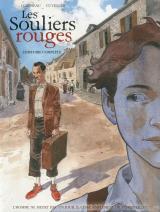 page album Les Souliers Rouge Ecrin T.1 - T.2