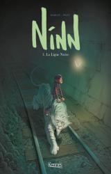 couverture de l'album NINN T.1 La ligne noire