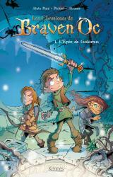 couverture de l'album L'épée de Galamus