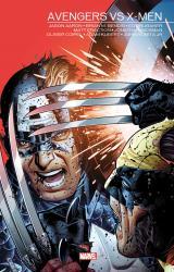 couverture de l'album Avengers Vs X-Men